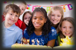 birthday parties cincinnati for kids who love sports