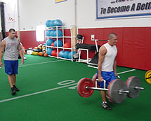 strength training in cincinnati