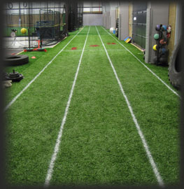 indoor turf track cincinnati