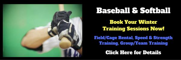 Winter Training for Baseball and Softball